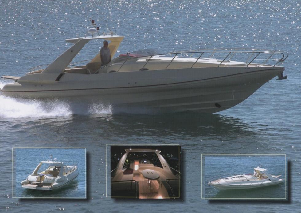Mega Rib Boats